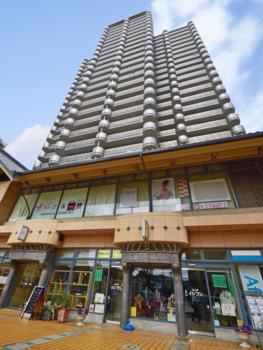 東急ドエルコンセールタワー所沢(外観)