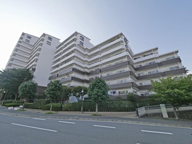コンフォール東山田5-1号棟(外観)