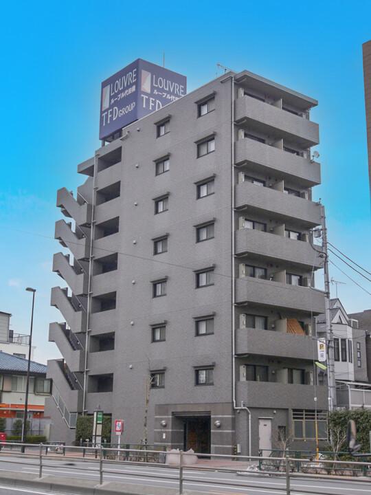 ルーブル代田橋(外観)