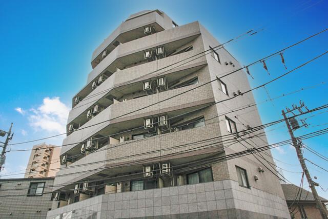 グリフィン南蒲田アクトシティ(外観)