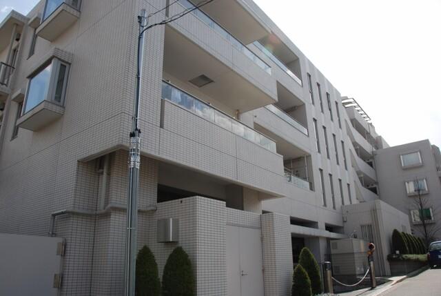 ドレッセ荏田北マリス(外観)