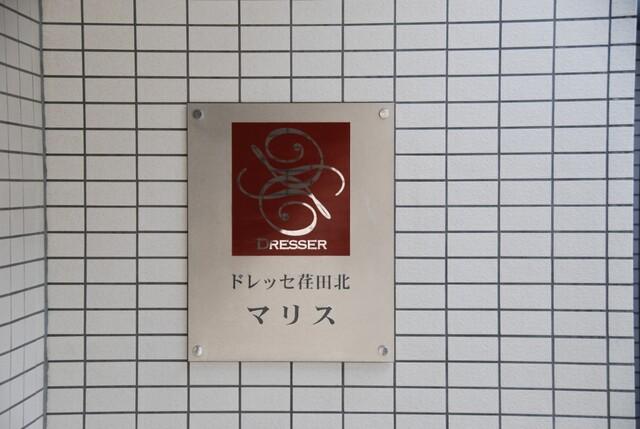 ドレッセ荏田北マリス(マンション名)