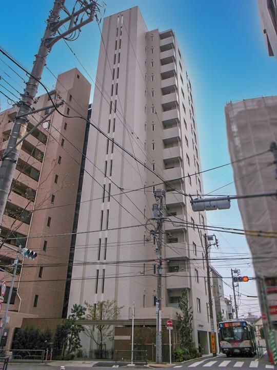 ザ・パークハウス江古田(外観)