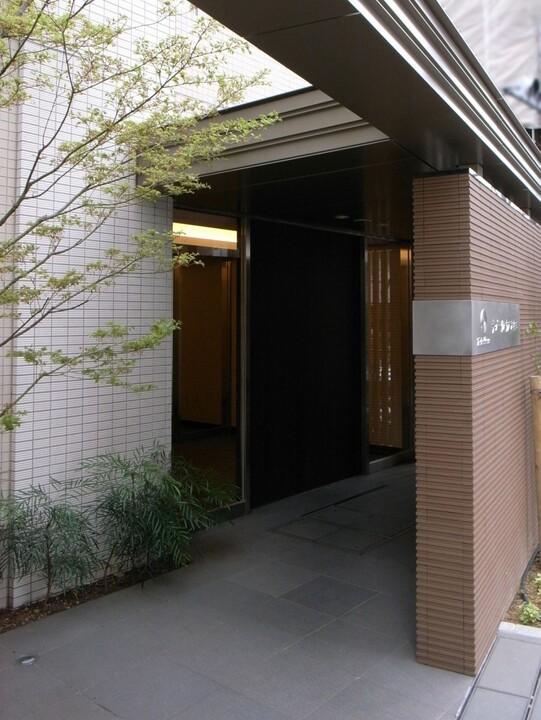 ザ・パークハウス江古田(エントランス)