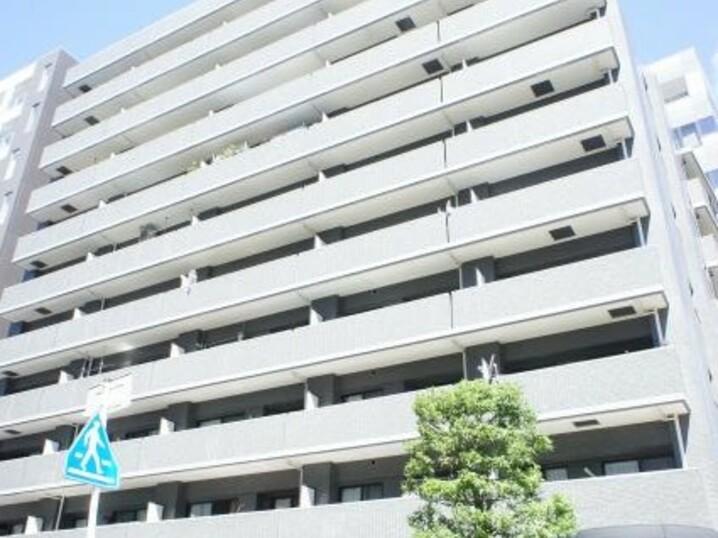 セレスト新横浜(外観)