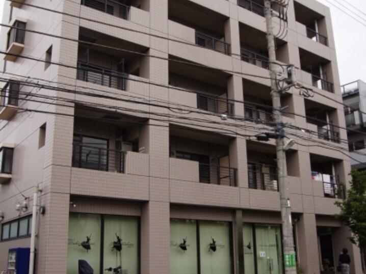 シャトレーヌ宮前平(外観)