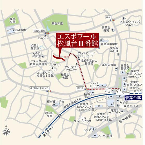 エスポワール松風台Ⅲ番館