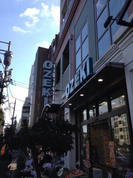 エルフレア駒沢(スーパーオオゼキ野沢店 (スーパー) まで422m)