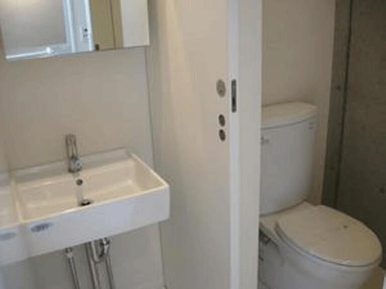raffino tamagawa(4階メゾネットタイプ 洗面室)