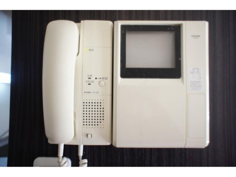 ベラコルテ(TVモニター付インターフォン)