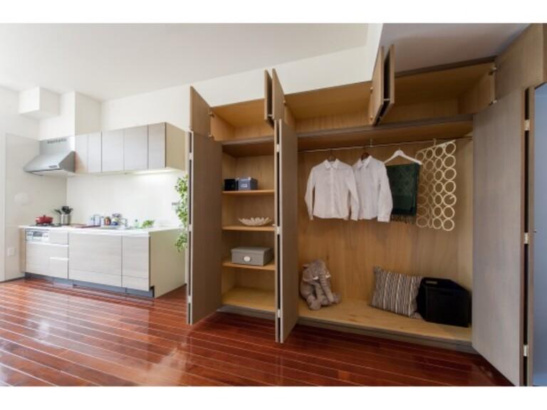 KINOWA(LDK3(家具・調度品は賃貸に含まれません))