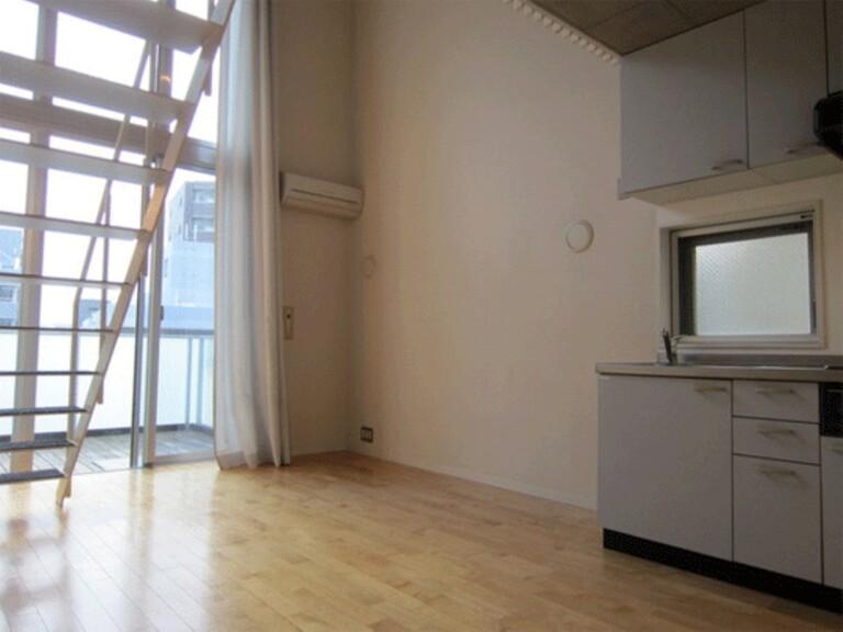 raffino tamagawa(5階メゾネットタイプ リビングダイニングキッチン2)