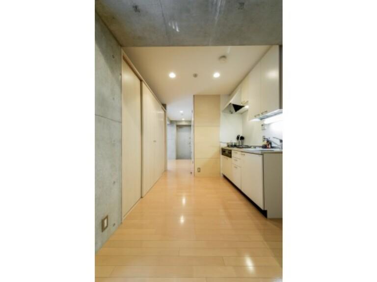WELLTOWER(キッチン2 ※家具、調度品は実際には設置されません。)