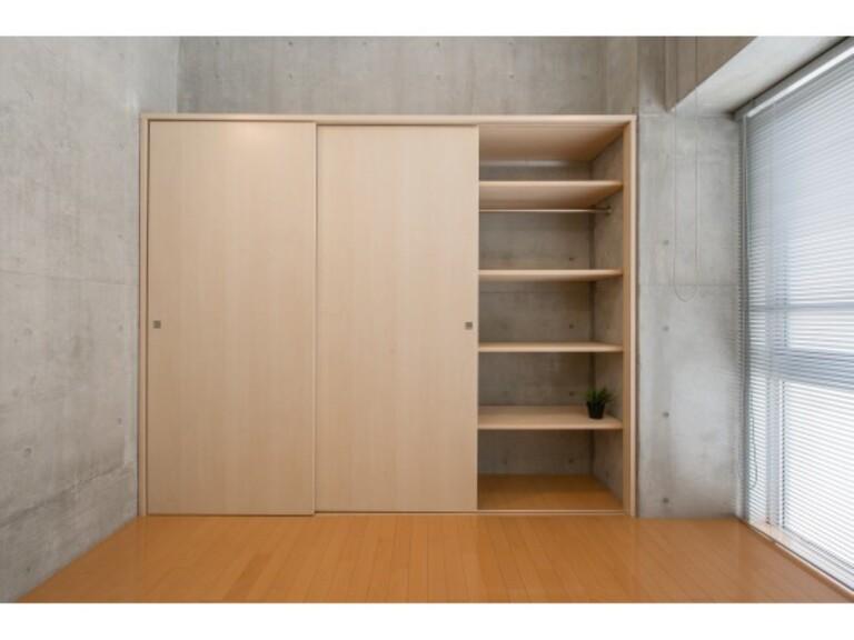 WELLTOWER(クローゼット1 ※家具、調度品は実際には設置されません。)
