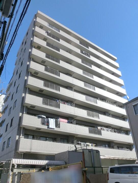 横浜蒔田パークホームズ(外観)