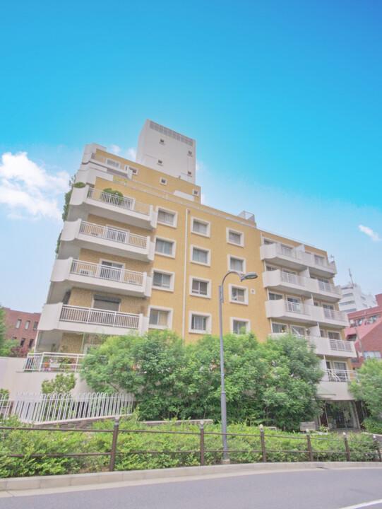 赤坂パークハウス(外観)