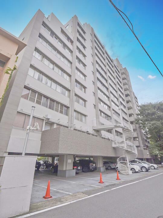 原宿パークマンション(外観)