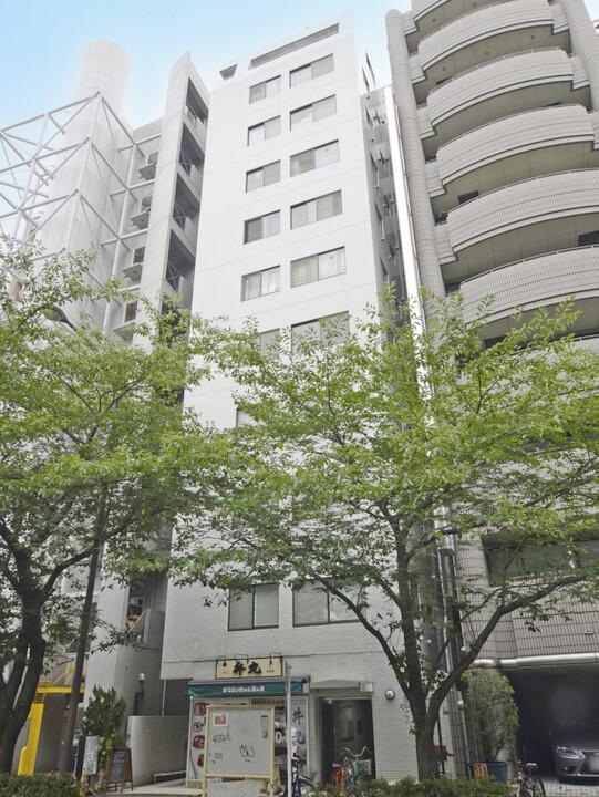 日興パレス広尾プラザ(外観)