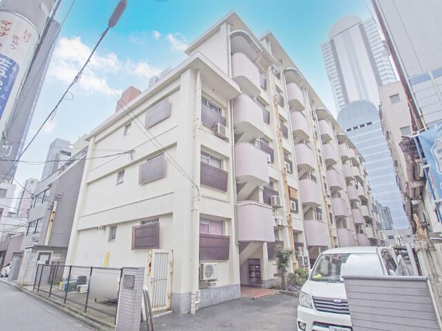 新宿ローヤルコーポ(外観)