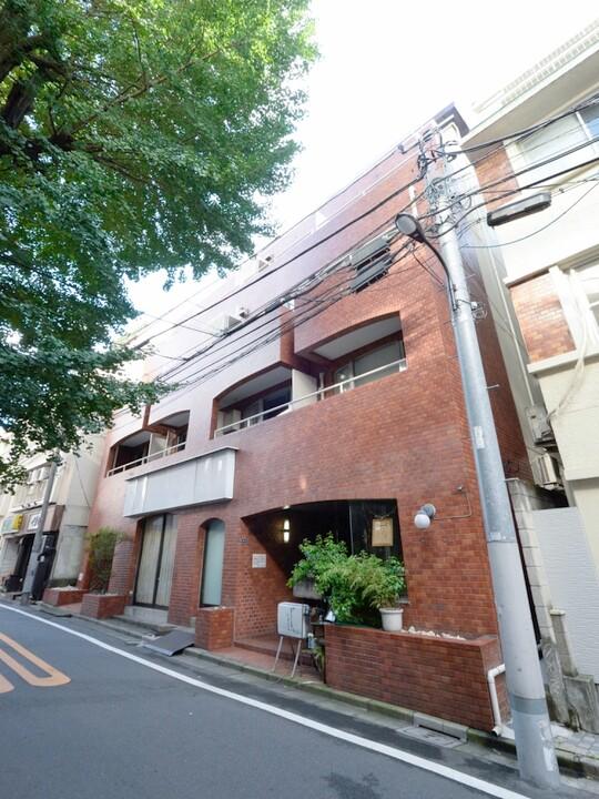 西新宿ハイホーム(外観)