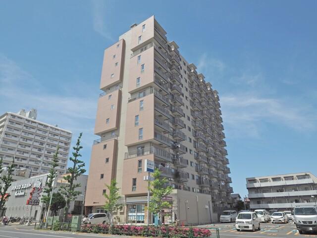 高円寺サンハイツ(外観)
