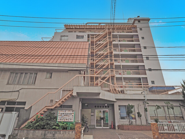 ハイツ太子堂(外観)