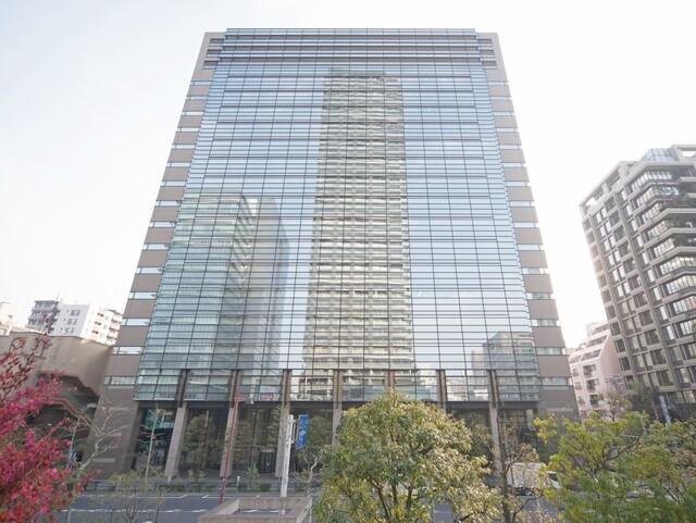 日本橋浜町Fタワー(外観)