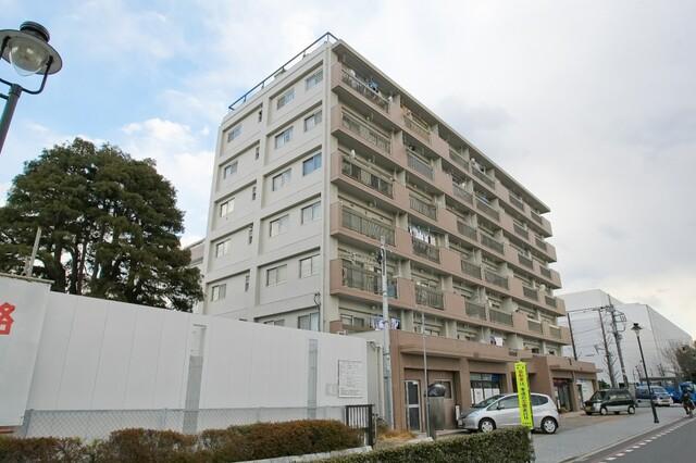 武蔵野コーポラス(外観)