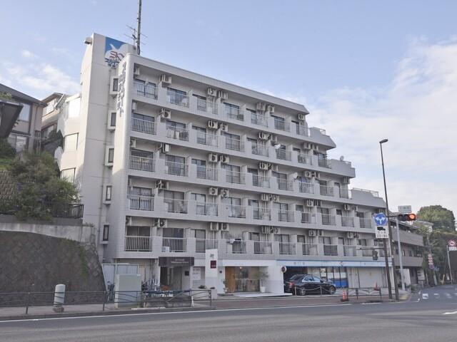 スカイコート横浜子安(外観)