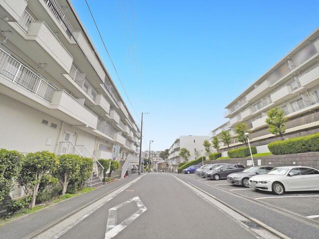 ヒルズ横浜南ガーデニア(外観)