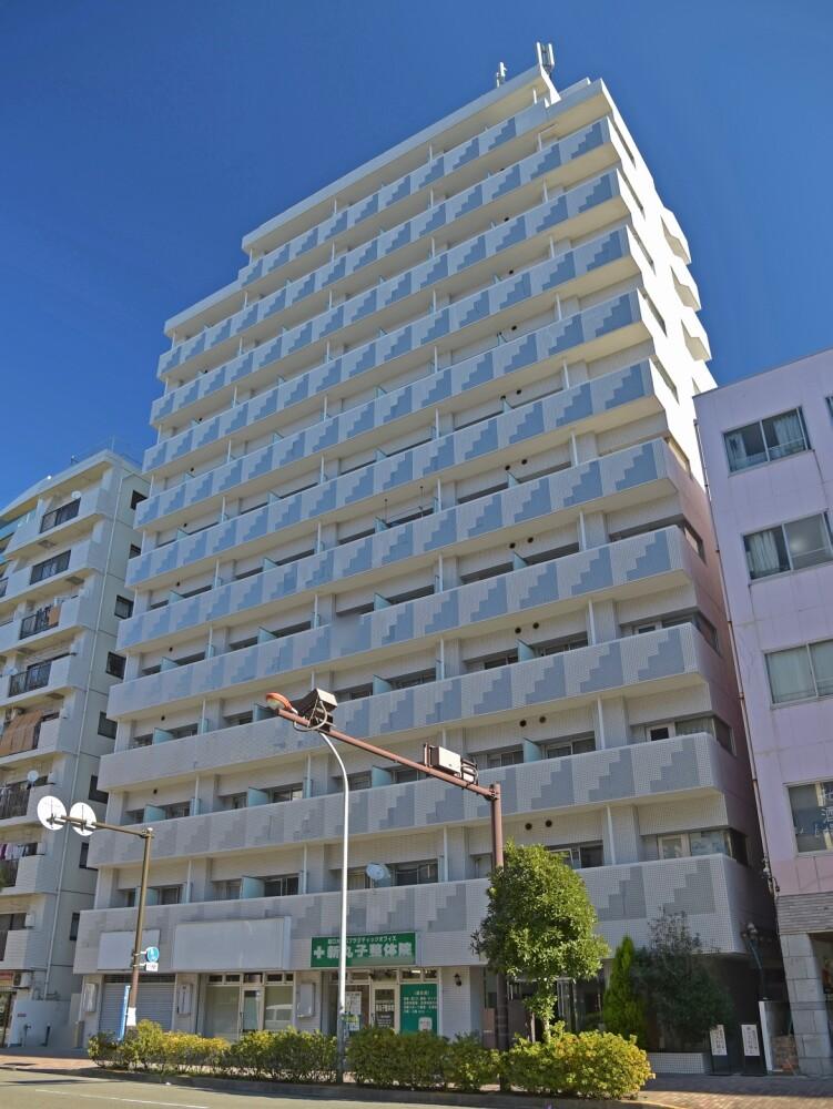 新丸子ダイカンプラザシティ(外観)