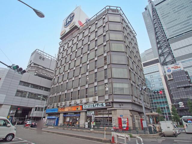 新橋駅前ビル2号館(外観)
