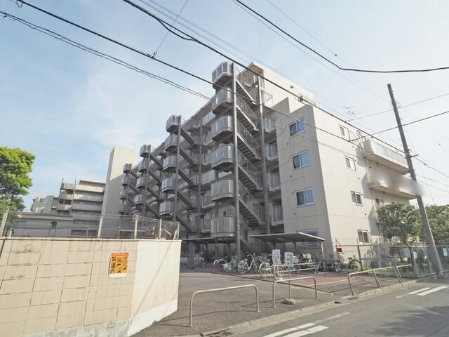川崎ロイヤルマンション(外観)