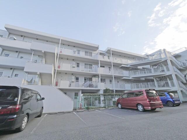 横浜永田町サンハイツ(外観)