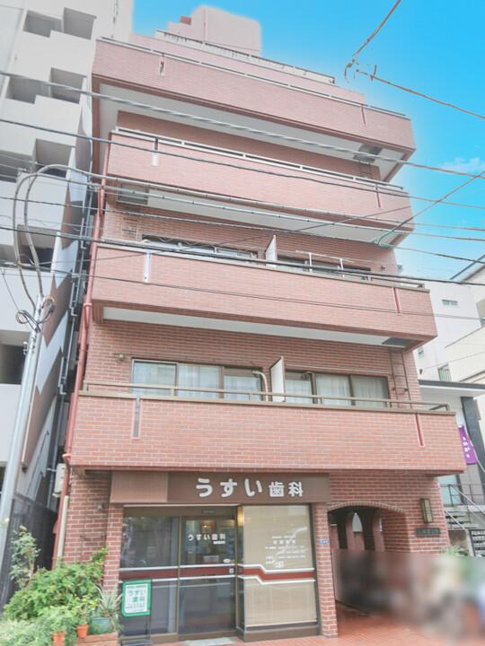 仁成堂ビル(外観)