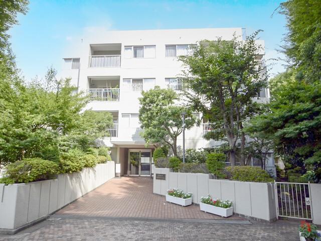 日商岩井大岡山第1マンション(外観)