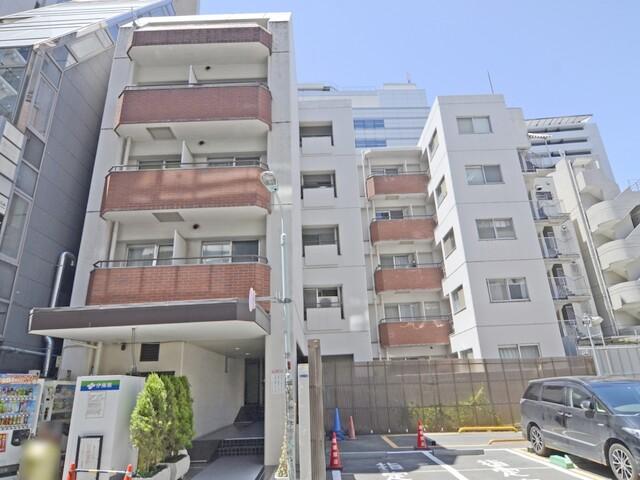 トーカン渋谷キャステール(外観)