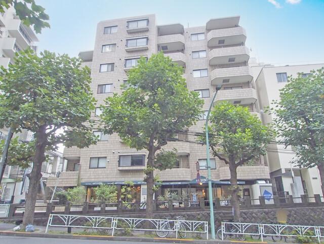 サンフローラハイツ渋谷(外観)