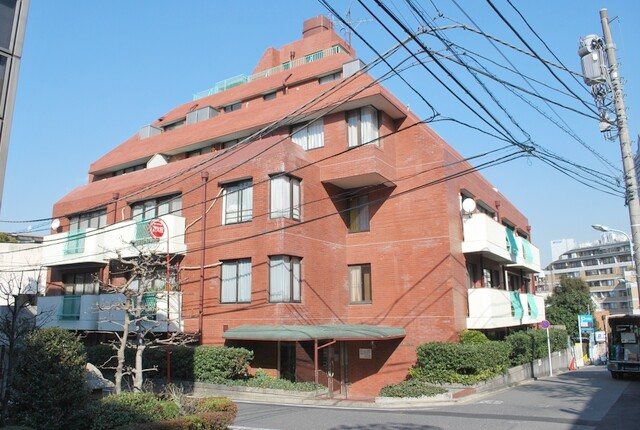 ヴェラハイツ赤坂新坂町(外観)