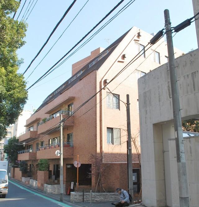 ハイトリオ赤坂8丁目(外観)