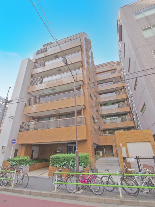 虎ノ門ガーデン(外観)