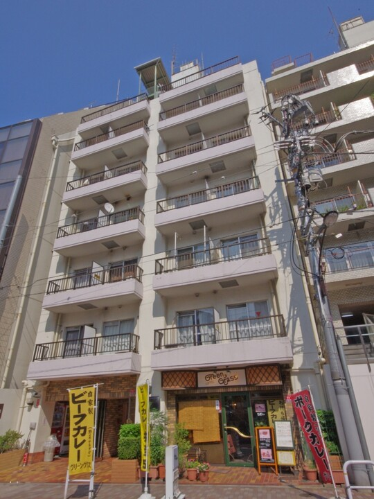 パラシオン浜松町(外観)