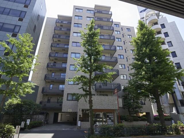 南青山パークマンション(外観)