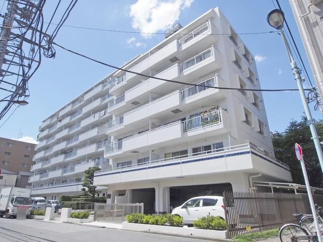 フジタ早稲田マンション(外観)
