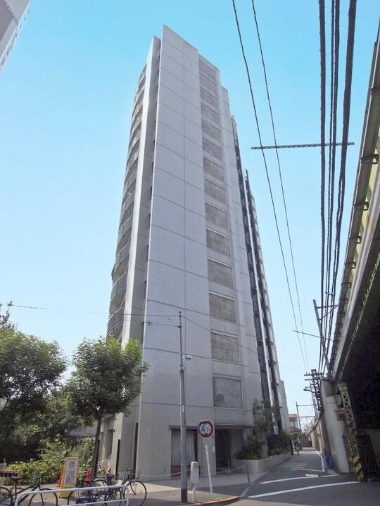 シャンボール北新宿(外観)