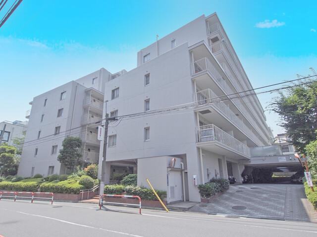神楽坂ハウス(外観)