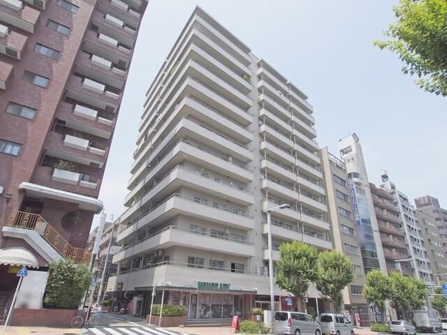 新宿パークサイド永谷(外観)