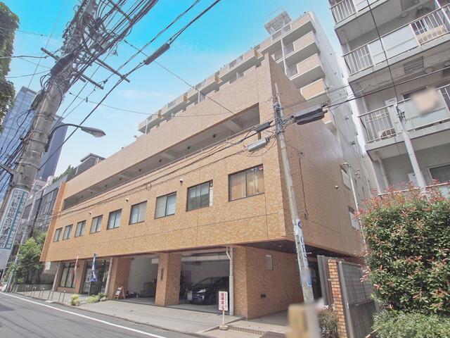 トーシンハイム新宿(外観)