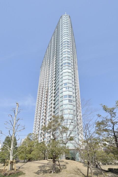 パークコート赤坂ザ・タワー(外観)