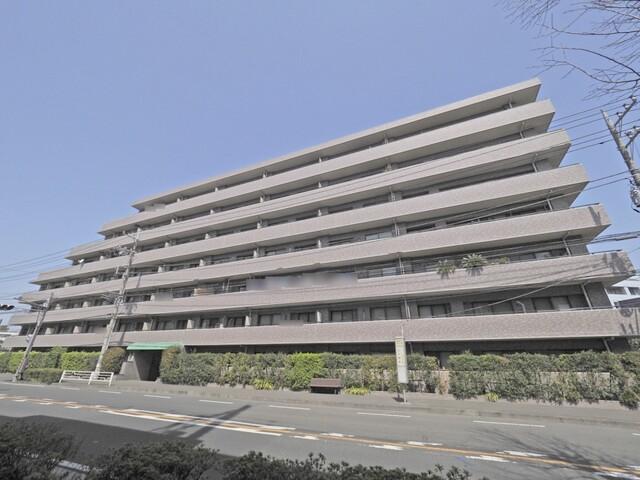 武蔵小杉西パークホームズ(外観)